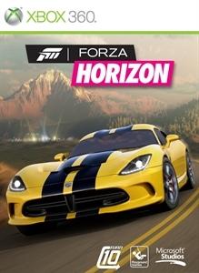 Carátula del juego Forza Horizon