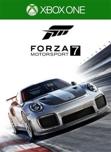 Carátula del juego Forza Motorsport 7 edición Standard