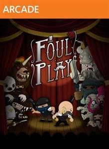 Carátula del juego Foul Play