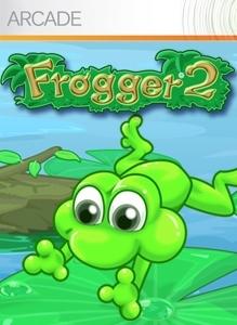 Carátula del juego Frogger 2