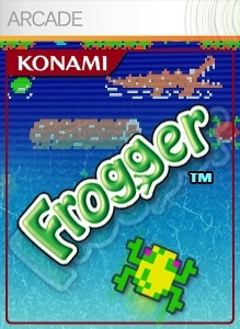 Carátula del juego Frogger