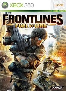 Carátula del juego Frontlines: Fuel of War