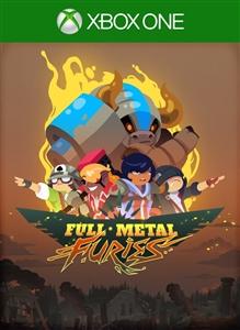 Carátula del juego Full Metal Furies