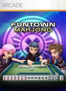 Carátula del juego FunTown Mahjong