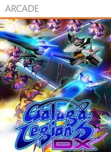 Carátula del juego Galaga Legions DX