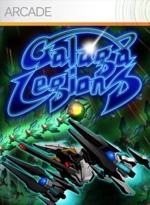Carátula del juego Galaga Legions