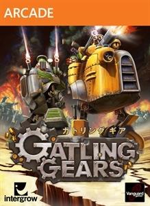 Carátula del juego Gatling Gears