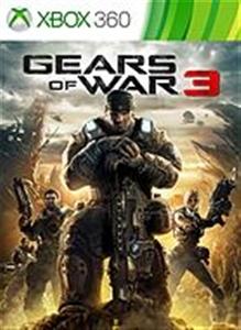 Carátula del juego Gears of War 3