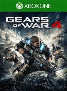 Carátula del juego Gears of War 4