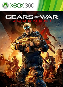 Carátula del juego Gears of War: Judgment
