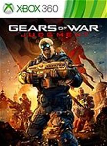 Carátula del juego Gears of War: Judgment