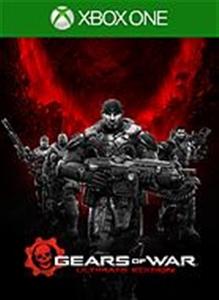 Carátula del juego Gears of War: Ultimate Edition