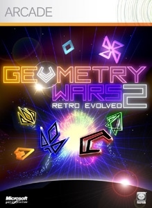 Carátula del juego Geometry Wars Evolved²