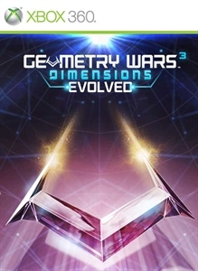 Carátula del juego Geometry Wars™ 3: Dimensions Evolved