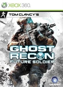 Carátula del juego Ghost Recon: Future Soldier™