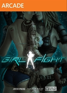 Carátula del juego Girl Fight