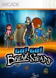 Carátula del juego Go! Go! Break Steady