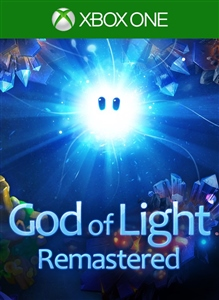 Carátula del juego God of Light: Remastered
