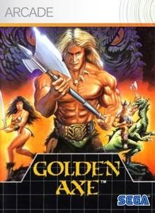 Carátula del juego Golden Axe
