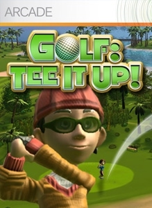 Carátula del juego Golf: Tee It Up!