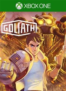 Carátula del juego Goliath