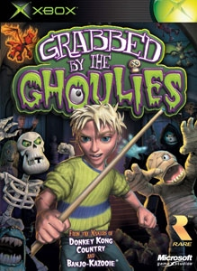 Carátula del juego Grabbed by the Ghoulies™