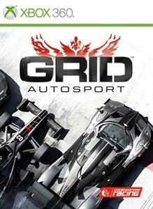 Carátula del juego GRID Autosport