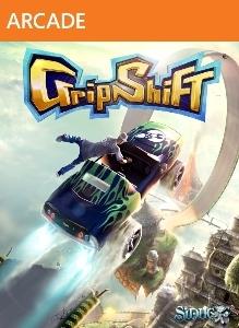 Carátula del juego Gripshift