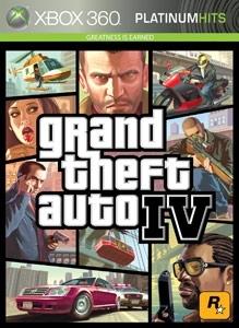 Carátula del juego GTA IV
