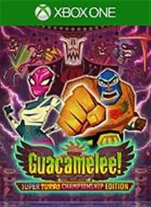Carátula del juego Guacamelee! Super Turbo Championship Edition