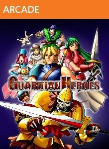 Carátula del juego Guardian Heroes (TM)