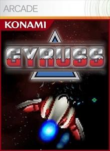 Carátula del juego Gyruss