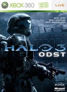 Carátula del juego Halo 3 ODST Campaign Edition