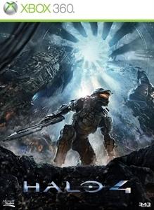 Carátula del juego Halo 4