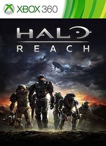 Carátula del juego Halo: Reach