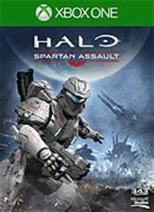 Carátula del juego Halo: Spartan Assault