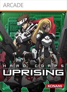 Carátula del juego Hard Corps: Uprising