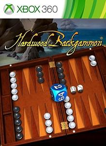 Carátula del juego Hardwood Backgammon