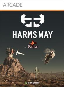 Carátula del juego Harms Way