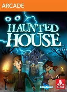 Carátula del juego Haunted House