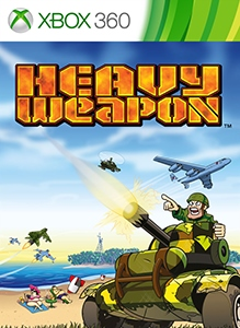 Carátula del juego Heavy Weapon