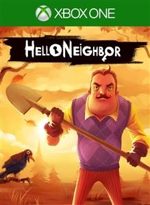 Carátula del juego Hello Neighbor