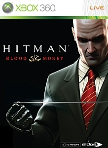 Carátula del juego Hitman: Blood Money