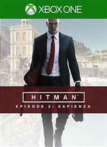 Carátula del juego HITMAN™ - Episodio 2: Sapienza