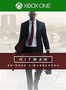 Carátula del juego HITMAN™ - Marrakech