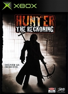Carátula del juego Hunter: The Reckoning
