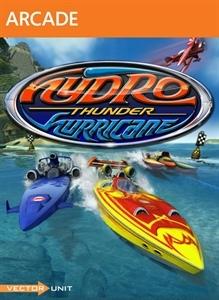 Carátula del juego Hydro Thunder