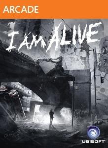 Carátula del juego I am Alive™