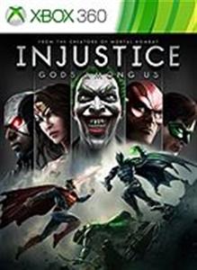 Carátula del juego Injustice: Entre nosotros hay dioses