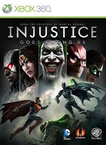 Carátula del juego Injustice: Gods Among Us